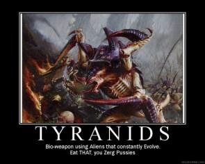 Tyranid